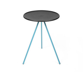 Helinox Side Table Medium, black/ blue